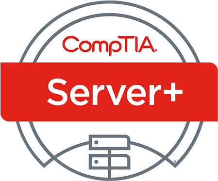 Server + Certified